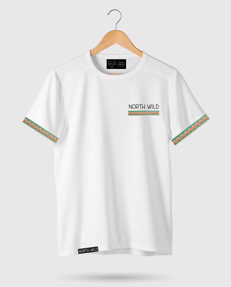 Camisetas étnicas de estilo urban modernas hombre y mujer de la marca de ropa urbana para jóvenes Northwild