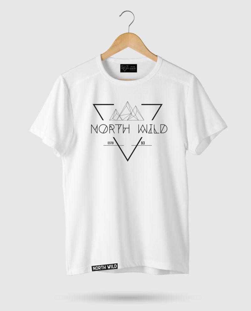 Camisetas básicas de estilo urban modernas hombre y mujer de la marca de ropa urbana para jóvenes Northwild