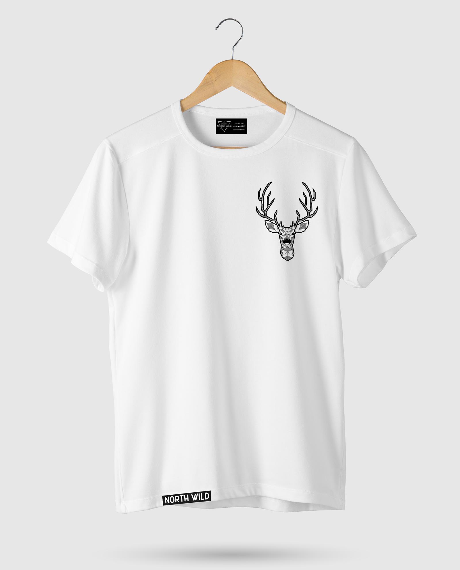 Camisetas animales geométricos Northwild