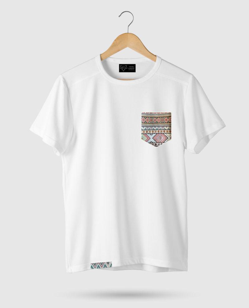 Camisetas Pocket de estilo urban modernas hombre y mujer de la marca de ropa urbana para jóvenes Northwild